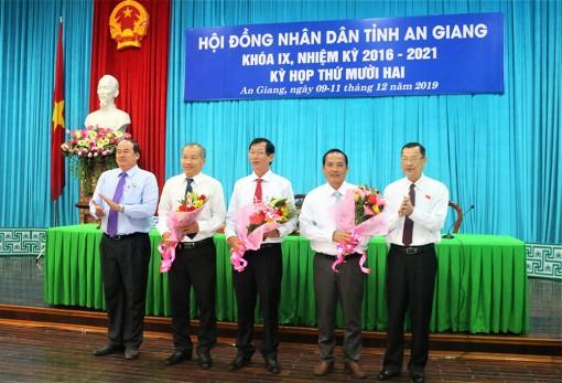 Ông Lê Văn Phước trúng cử chức vụ Phó Chủ tịch UBND tỉnh (nhiệm kỳ 2016-2021)