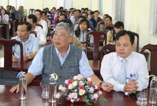 Trường Chính trị Tôn Đức Thắng: Tập huấn công tác lịch sử Đảng cho cán bộ