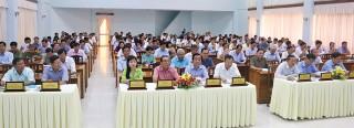 Chuẩn bị Đại hội Đảng bộ các cấp nhiệm kỳ 2020-2025