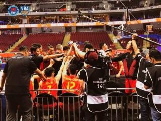 Bóng rổ Việt Nam giành tấm huy chương lịch sử tại SEA Games 30