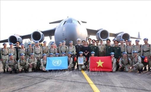 Dấu ấn hòa bình vì quyền con người của Việt Nam