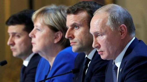 Hội nghị Normandy chưa giải quyết được vấn đề gai góc nhất