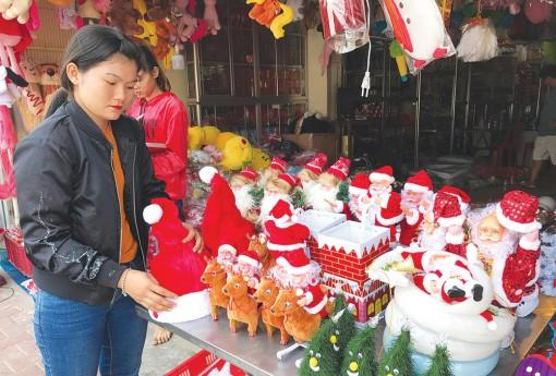 Khởi động thị trường Noel 2019