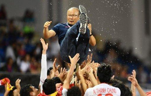 Đè bẹp U.22 Indonesia, U.22 Việt Nam vô địch SEA Games 30