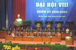 Khai mạc ĐH đại biểu toàn quốc Hội Liên hiệp Thanh niên Việt Nam lần thứ VIII