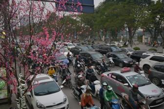 Bảo đảm trật tự, an toàn giao thông dịp tết
