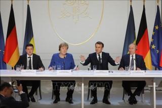 Ukraine khẳng định là đối tác đáng tin cậy của EU