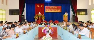 Châu Thành: Tập trung tổ chức tốt Đại hội Đảng các cấp