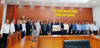 Đề xuất WB hỗ trợ hệ thống xử lý nước thải đầu nguồn Tân Châu