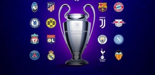 Đã xác định 16 đội vào vòng knock-out Champions League