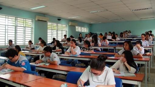Nhiều trường đại học tiếp tục sử dụng kết quả thi đánh giá năng lực để xét tuyển