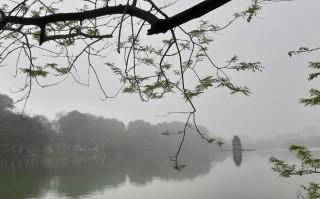 Thời tiết ngày 13-12: Không khí lạnh suy yếu, nhiệt độ ở Bắc Bộ tăng dần