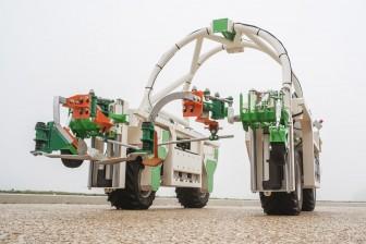 Cognac – nơi robot 'điều hành' những vườn nho