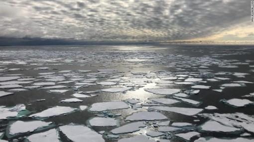 Băng tan ở Bắc Cực – Điềm gở cho tương lai Trái Đất