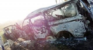 Xe khách đối đầu xe tải, 24 người trong một gia đình thiệt mạng