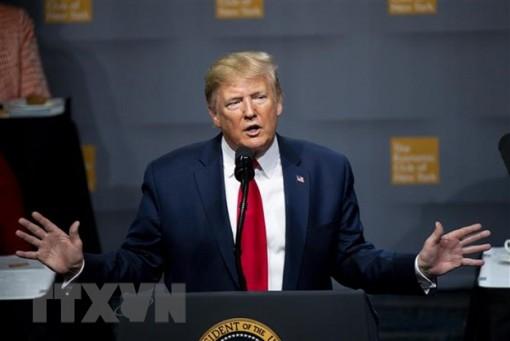 Ủy ban Tư pháp Hạ viện Mỹ thông qua hai bản luận tội Tổng thống Trump