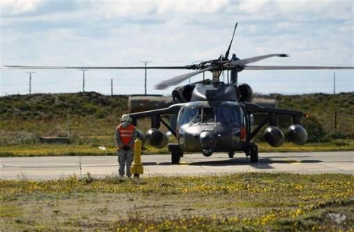 Chile bắt đầu xác định danh tính nạn nhân trong vụ rơi máy bay