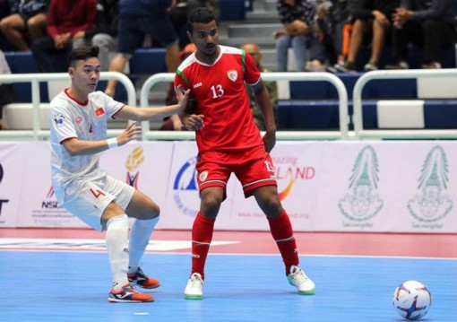 ĐT Futsal Việt Nam tranh chức vô địch với Thái Lan