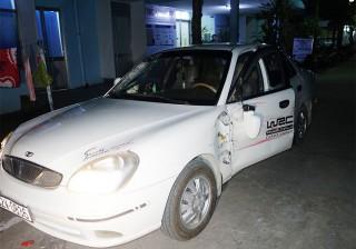 Cảnh sát 113 truy bắt tài xế say rượu lái ôtô gây tai nạn chết người, rồi bỏ trốn