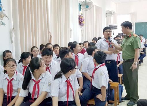 Tuyên truyền phòng, chống bạo lực học đường