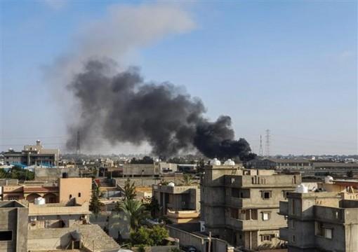 Quân đội miền Đông Libya tấn công căn cứ không quân Misurata