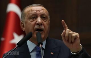 Tổng thống Thổ Nhĩ Kỳ Erdogan dọa đóng cửa 2 căn cứ Mỹ