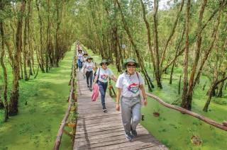 Hiện thực hóa mục tiêu phát triển bền vững du lịch An Giang