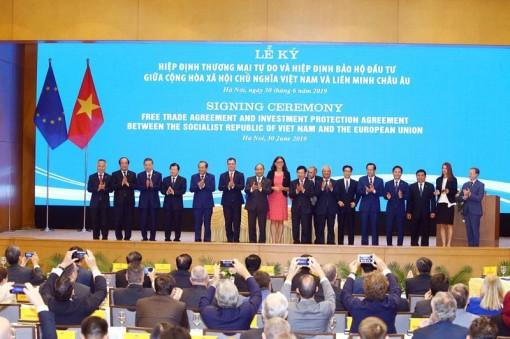 Thúc đẩy hợp tác toàn diện giữa Việt Nam và Liên minh châu Âu