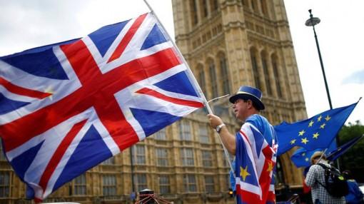 """Nhìn lại năm 2019: Một năm """"giông bão"""" của tiến trình Brexit"""