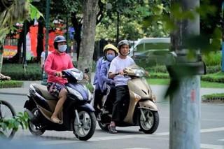 Bắc Bộ và Hà Nội nắng ấm trước khi đón đợt không khí lạnh mới