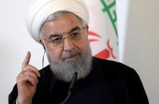 Tổng thống Iran Rouhani lần đầu tiên thăm Nhật Bản