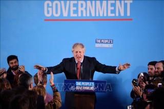 Thủ tướng Anh quyết tâm hoàn tất đàm phán thương mại với EU trong năm 2020