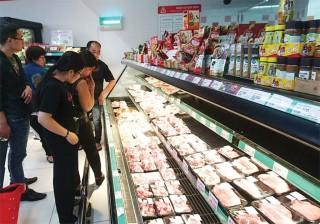 Đưa thịt heo vào chương trình bình ổn thị trường cuối năm
