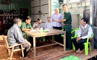 Khánh Bình về đích nông thôn mới