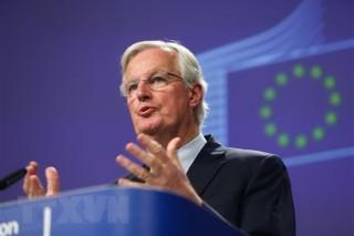EU và Anh nỗ lực đạt thỏa thuận thương mại trước cuối năm tới