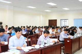 Chuẩn bị Đại hội đảng các cấp trong Khối Cơ quan và Doanh nghiệp