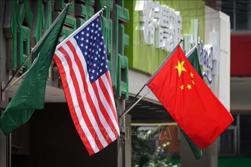 Cuộc đọ sức cân não Mỹ - Trung