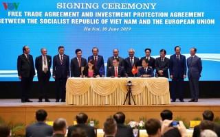 Đối ngoại Việt Nam 2019: Dấu ấn bản lĩnh và vị thế chính trị
