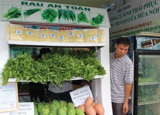 Ứng dụng công nghệ cao trong sản xuất nông sản sạch