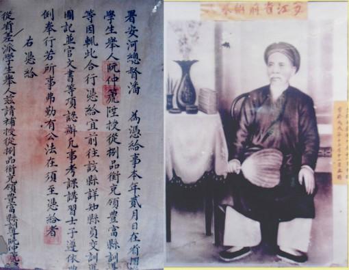 """""""Nhân thần"""" Nguyễn Trọng Trì"""