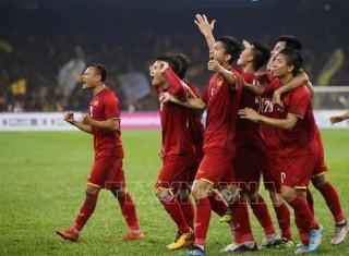 Bóng đá Việt Nam kết thúc năm 2019 ở vị trí số 1 Đông Nam Á