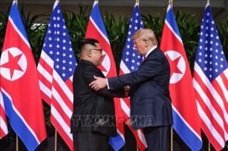 Trung Quốc hy vọng Mỹ - Triều khôi phục đối thoại 'sớm nhất có thể'