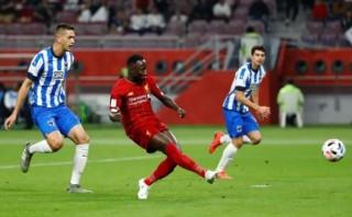Liverpool thắng nhọc nhằn vào chung kết FIFA Club World Cup