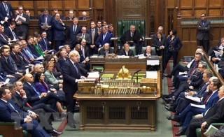 Brexit: Hạ viện Anh thông qua lần thứ nhất thỏa thuận Brexit