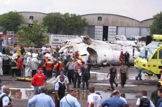 Rơi máy bay tại Venezuela, ít nhất 9 người thiệt mạng
