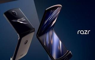 Nhu cầu cao vượt mong đợi, Motorola hoãn phát hành điện thoại Razr
