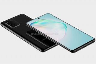Rò rỉ thông số kỹ thuật của Samsung Galaxy S10 Lite