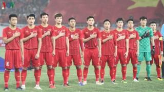"""U.23 Việt Nam về TP. HCM """"luyện công"""" chuẩn bị cho VCK U.23 Châu Á 2020"""