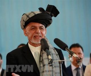 Kết quả sơ bộ bầu cử Afghanistan: Tổng thống Ghani giành chiến thắng