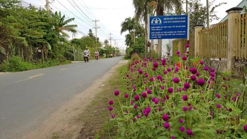 Chợ Mới nỗ lực xây dựng huyện đạt chuẩn nông thôn mới